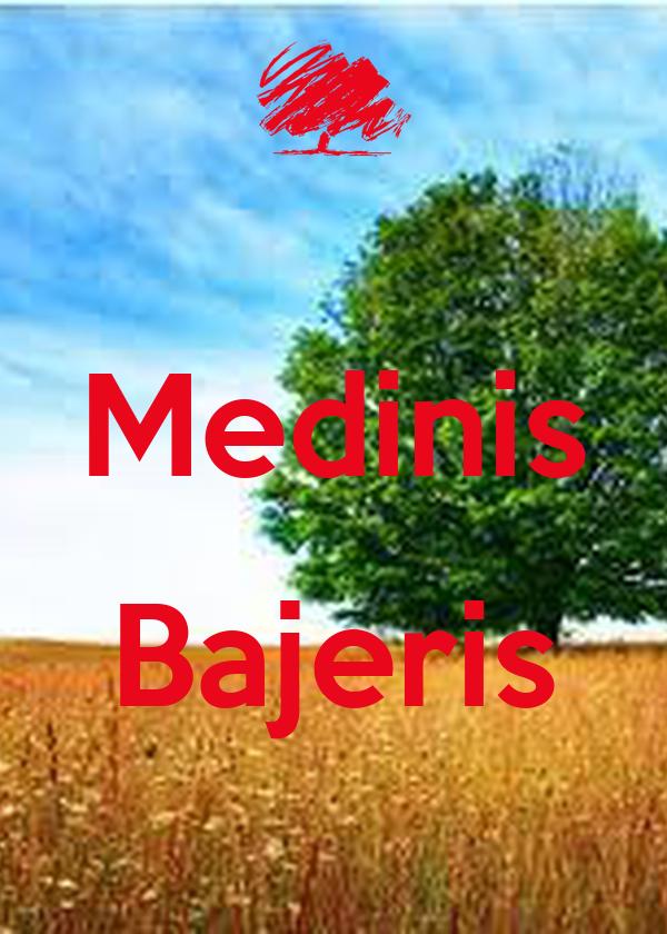 Medinis  Bajeris