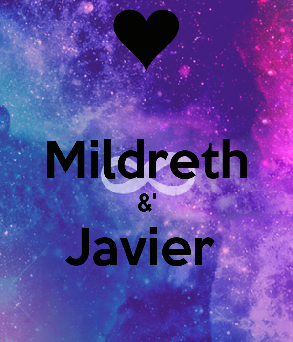 Mildreth &' Javier