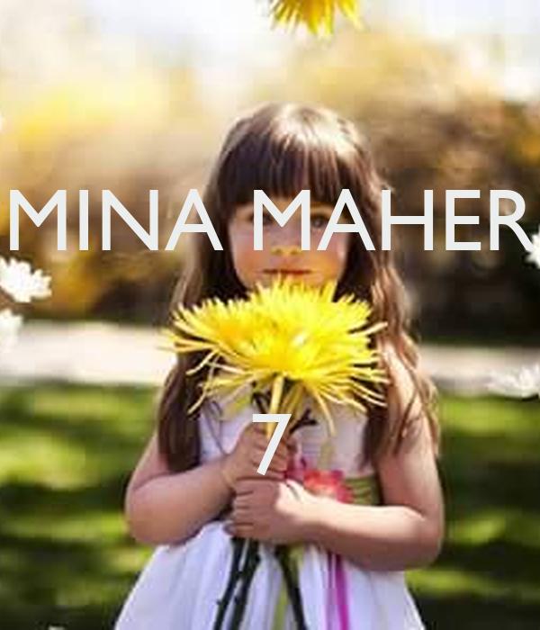 MINA MAHER   7