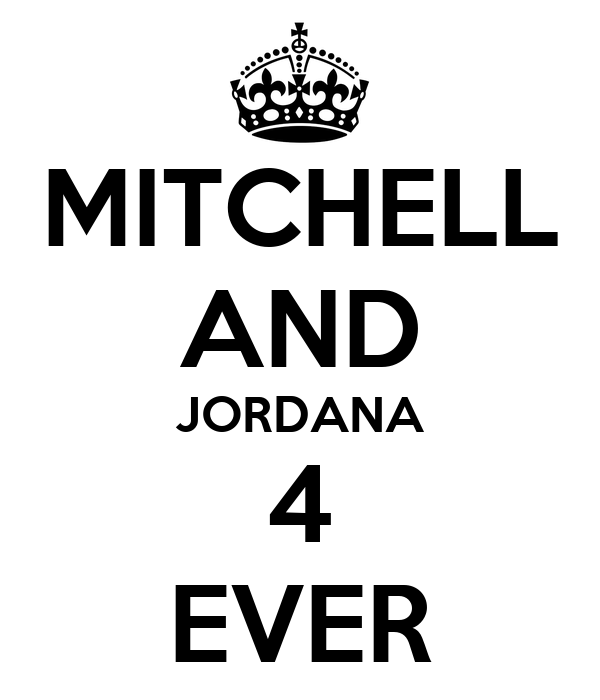 MITCHELL AND JORDANA 4 EVER