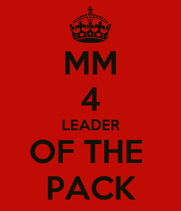 MM 4 LEADER OF THE  PACK