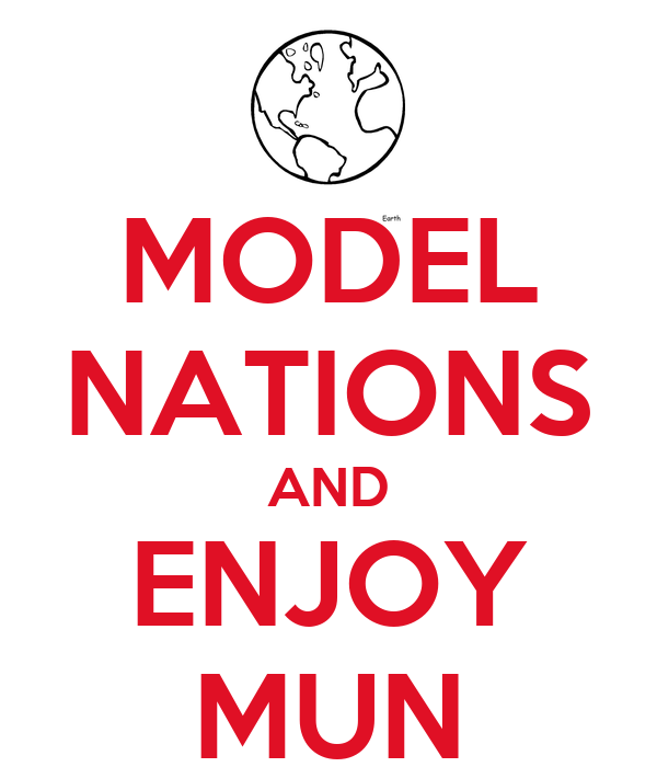 MODEL NATIONS AND ENJOY MUN