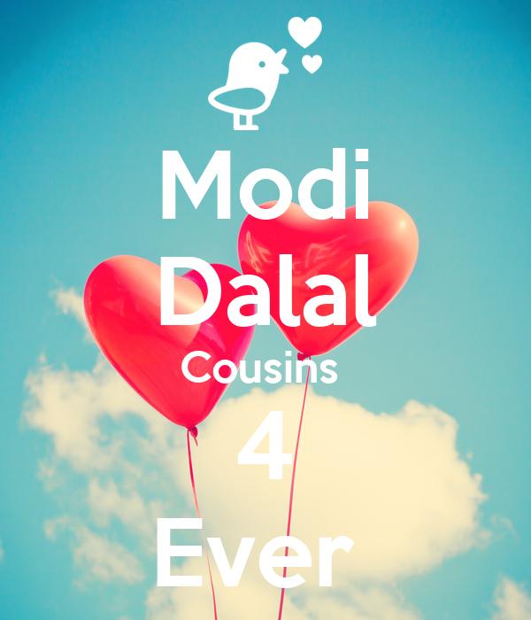 Modi Dalal Cousins  4 Ever