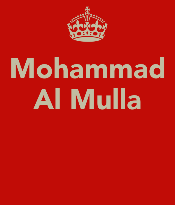 Mohammad Al Mulla