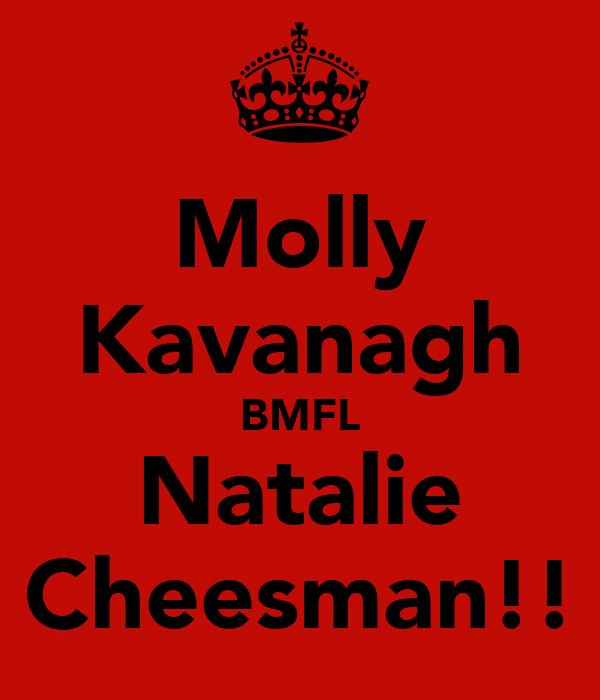 Molly Kavanagh BMFL Natalie Cheesman!!