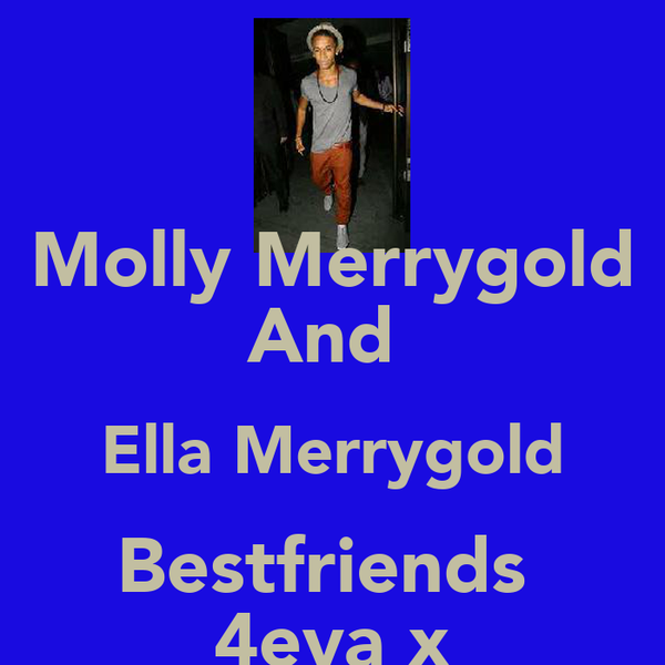 Molly Merrygold And  Ella Merrygold Bestfriends  4eva x