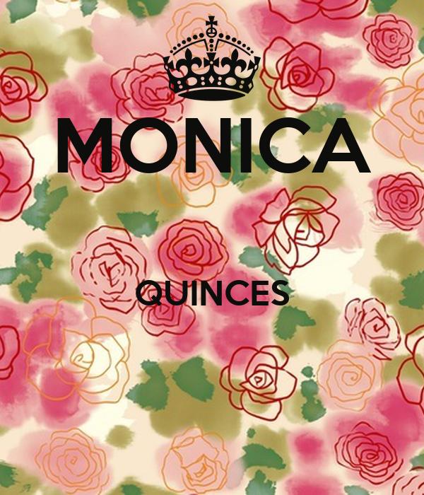 MONICA  QUINCES
