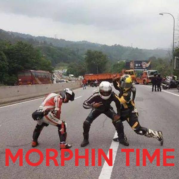 MORPHIN TIME