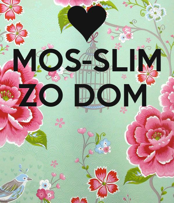 MOS-SLIM ZO DOM