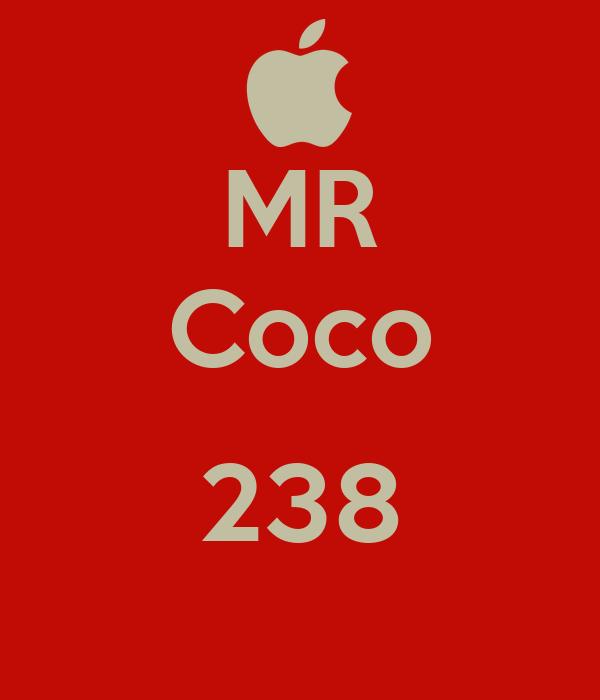 MR Coco  238