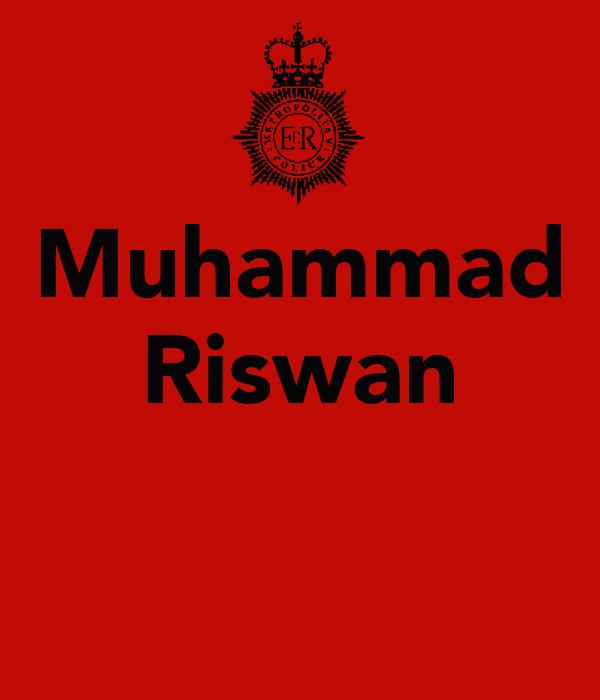 Muhammad Riswan