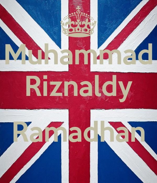 Muhammad Riznaldy  Ramadhan