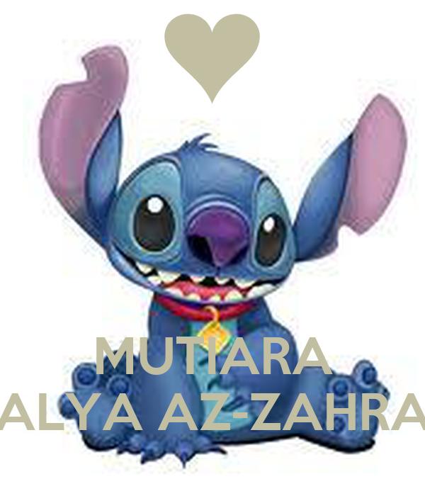 MUTIARA ALYA AZ-ZAHRA