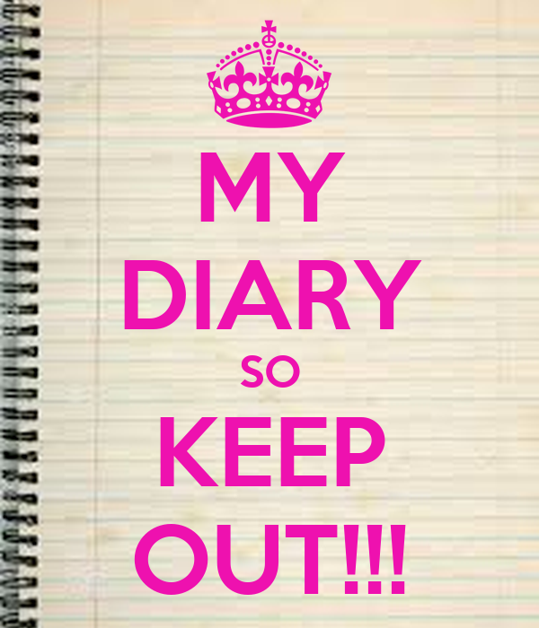 my diary Talking to my diary lyrics: i just need y'all to try to bear with me for a minute / while i talk about the pages of my diary, listen up / i remember when i got started my intention was to win.