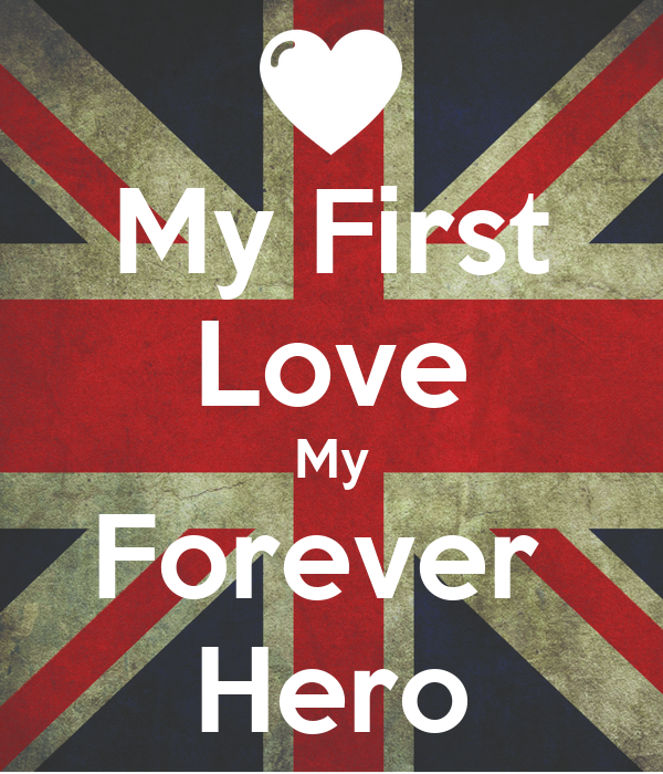 My First Love My Forever  Hero