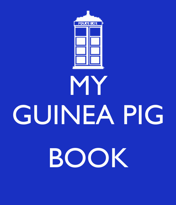 MY GUINEA PIG  BOOK