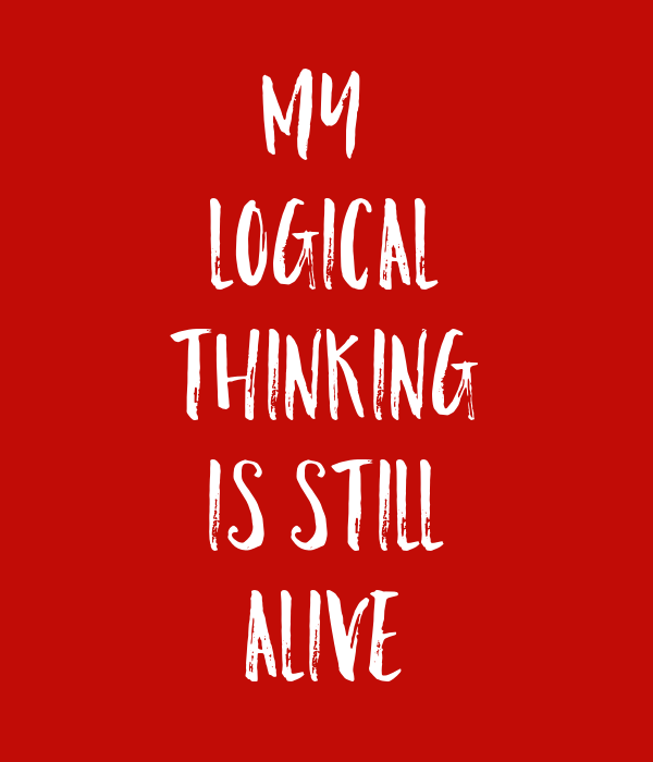 what is logical thinking pdf