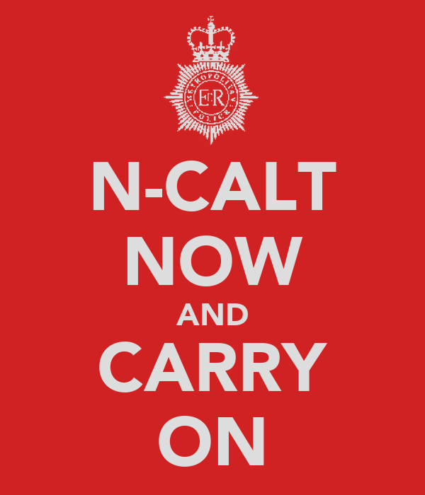 N-CALT NOW AND CARRY ON