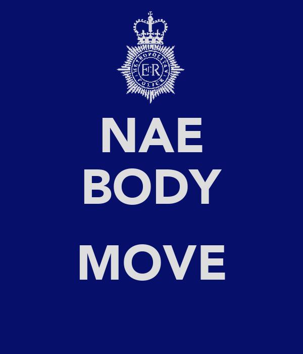 NAE BODY  MOVE