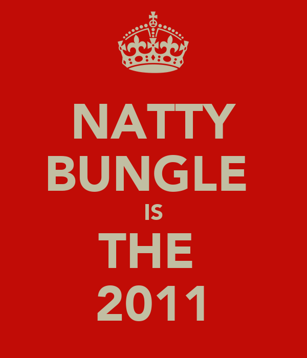 NATTY BUNGLE  IS THE  2011