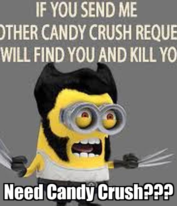Need Candy Crush???
