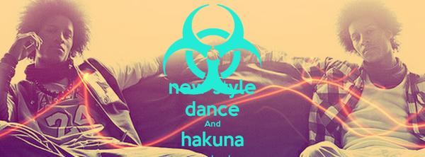 new style dance And hakuna matata