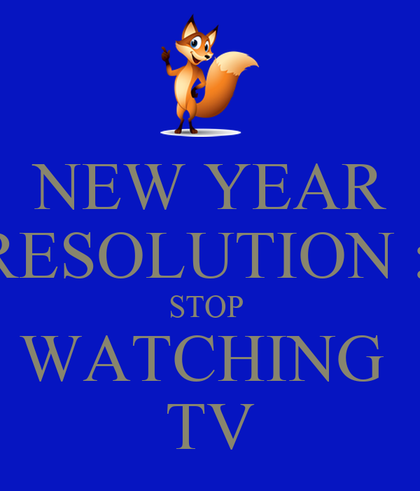 stop watching tv Health reasons to stop watching tv would you believe me if i told you there's a magic button that'll help you save money, lose weight and get more done .