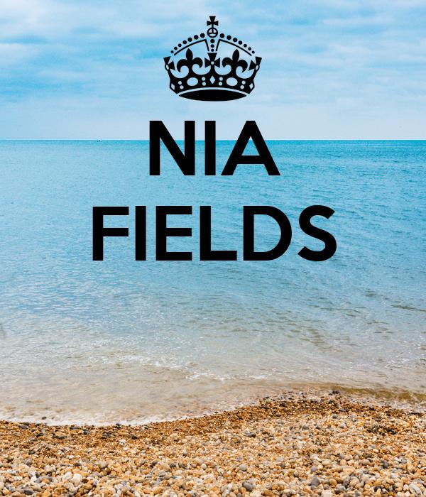NIA FIELDS