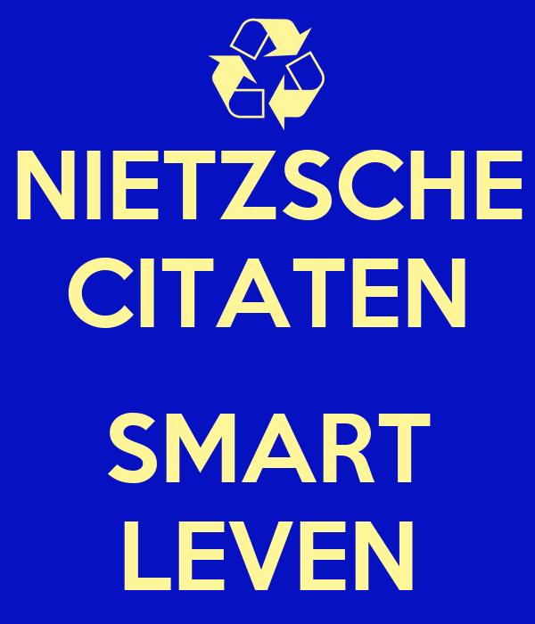 Citaten Leven : Nietzsche citaten smart leven poster robby keep calm o
