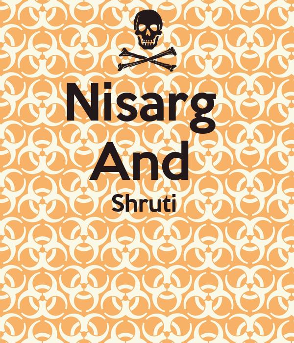 Nisarg  And  Shruti