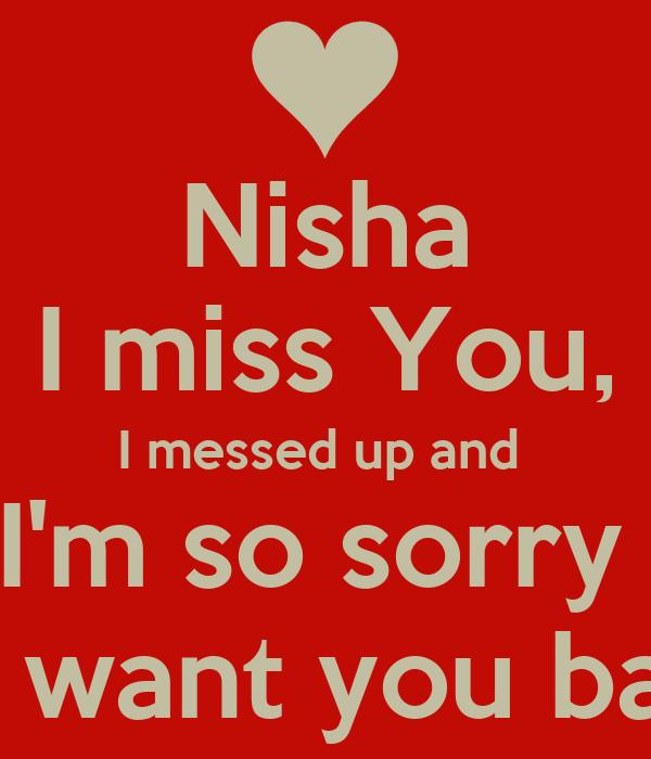 I Love You Nisha Name Wallpaper | www.pixshark.com ...