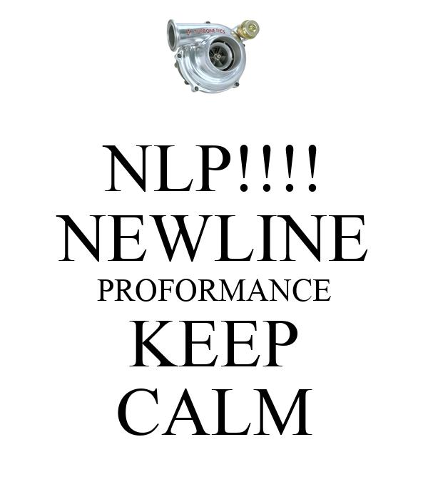 NLP!!!! NEWLINE PROFORMANCE KEEP CALM