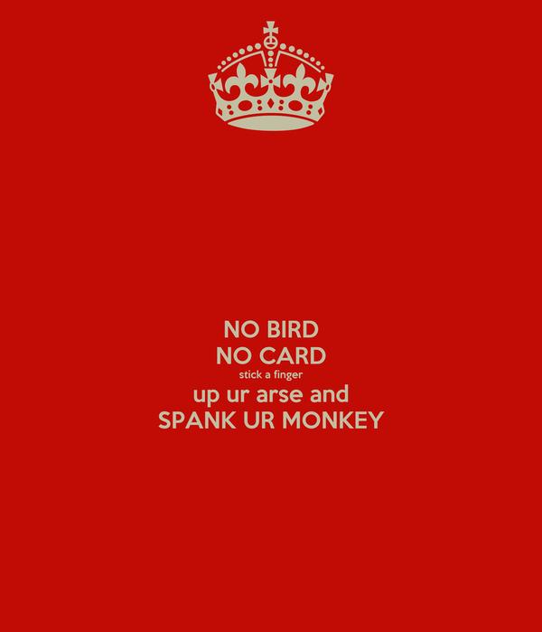 Spank the monkey code