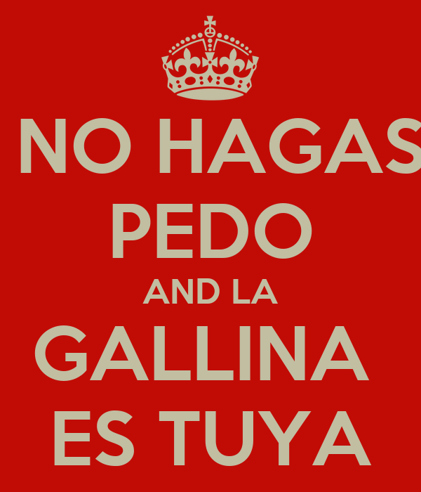 Jack Bauer Funny Quotes: NO HAGAS PEDO AND LA GALLINA ES TUYA Poster