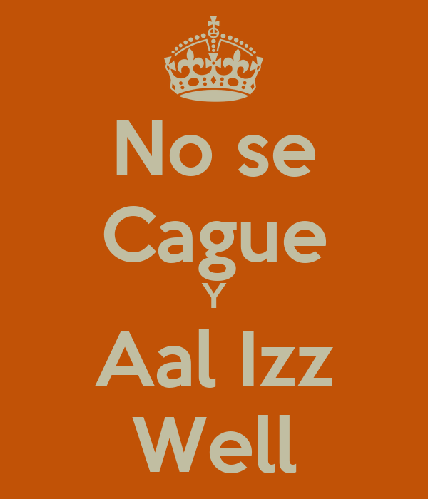 Nose Cague Y AalIzz Well