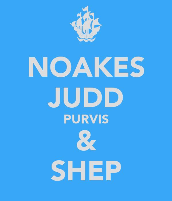 NOAKES JUDD PURVIS & SHEP