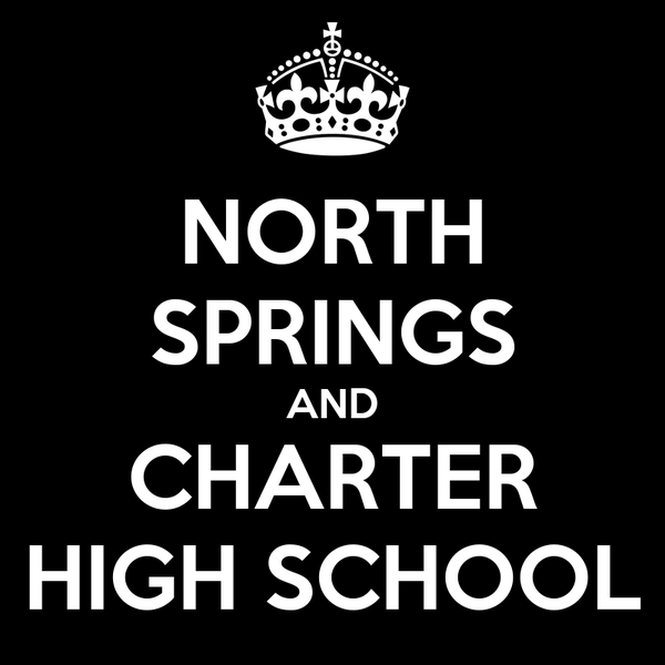 NORTH SPRINGS AND CHARTER HIGH SCHOOL