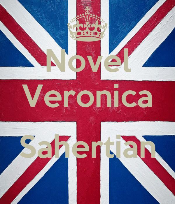 Novel Veronica  Sahertian