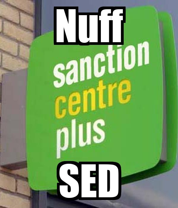Nuff SED