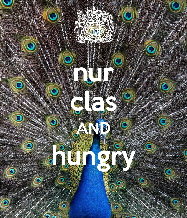 nur clas AND hungry
