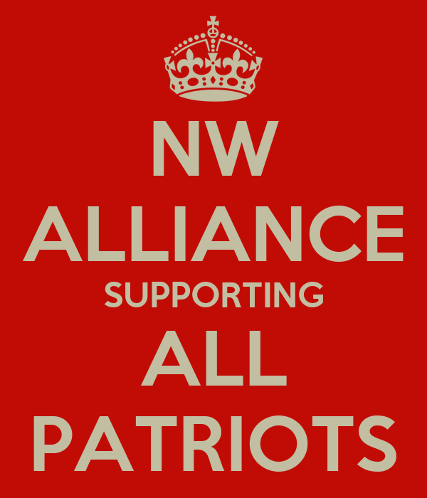 NW ALLIANCE SUPPORTING ALL PATRIOTS