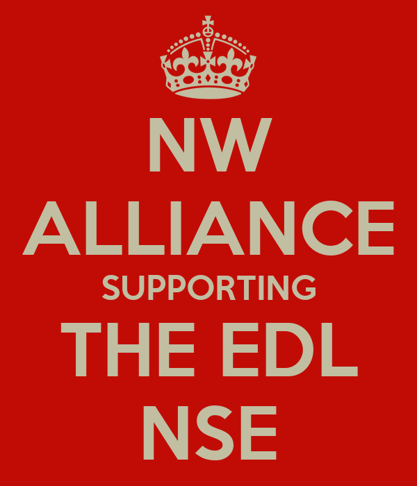 NW ALLIANCE SUPPORTING THE EDL NSE