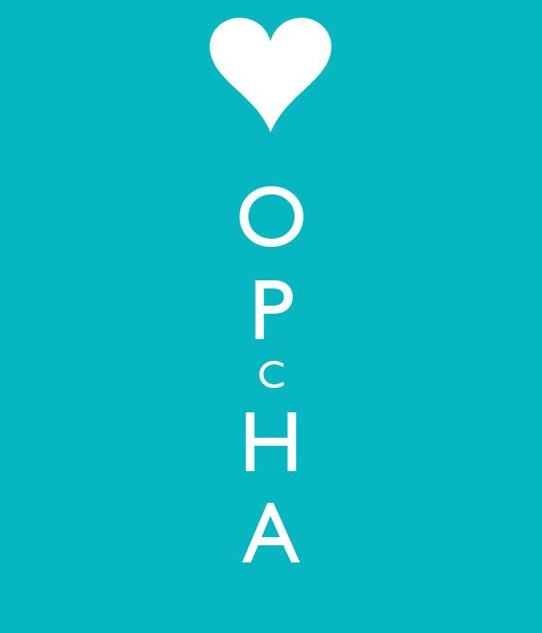 O P C H A