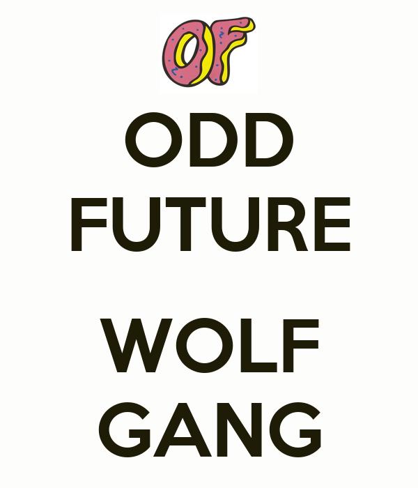 ODD FUTURE  WOLF GANG