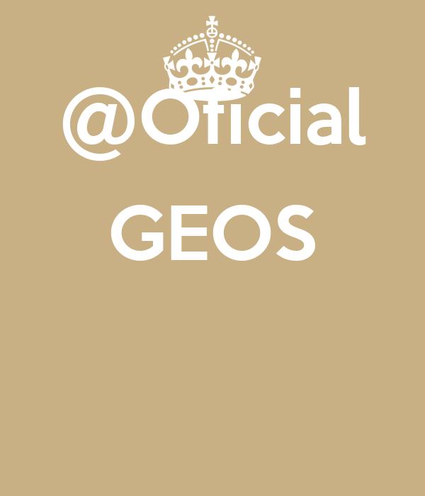 @Oficial GEOS