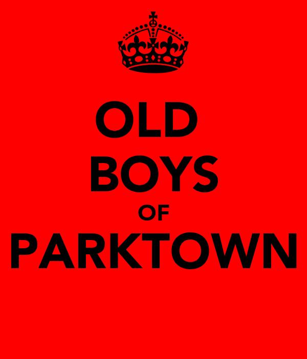 OLD  BOYS OF PARKTOWN