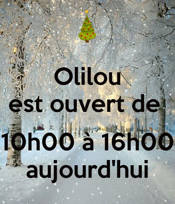 olilou est ouvert de 10h00 16h00 aujourd 39 hui poster loic keep calm o matic. Black Bedroom Furniture Sets. Home Design Ideas