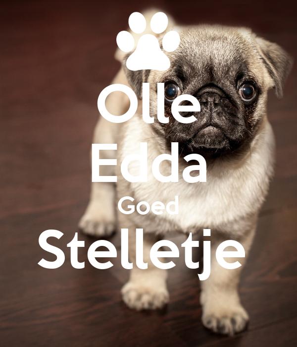 Olle Edda Goed Stelletje