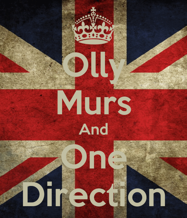 Olly Murs And One Direction