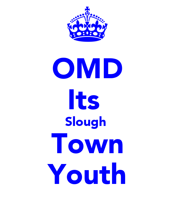 OMD Its  Slough  Town Youth